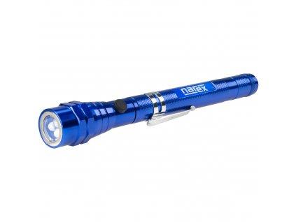 Narex 3LED-IFL Teleskopická kapesní svítilna