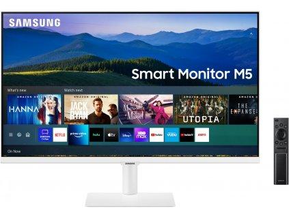 "Samsung Smart M5 27"" S27AM501N bílý"