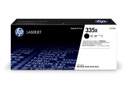 HP 335X Black toner (W1335X) - originální