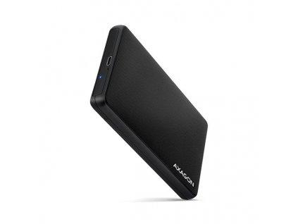 "AXAGON EE25-SLC, USB-C 3.2 Gen 1 - SATA 6G 2.5"" SLIDE box"