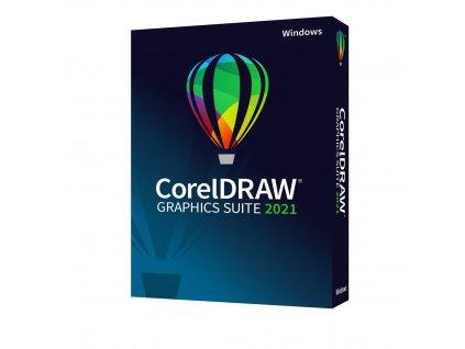 CorelDRAW Graphics Suite 2021 CZ/PL - BOX