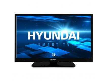 "24"" Hyundai FLM 22TS200 SMART černá"