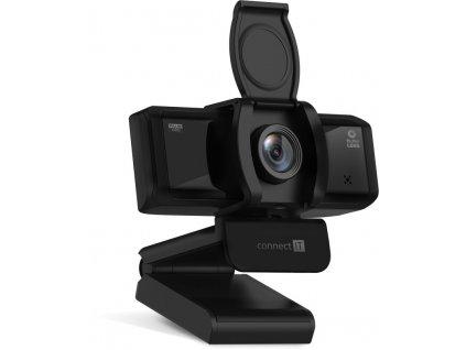 Connect IT WebYouSee webkamera Full HD