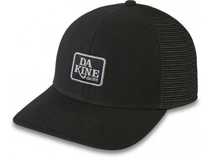 Dakine Classic logo trucker - černá