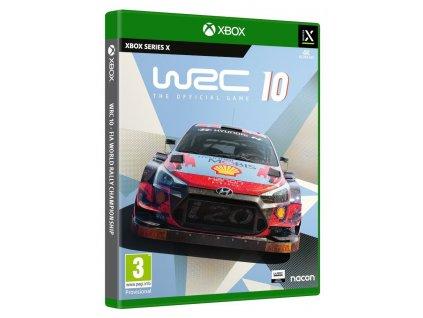 Xbox X/S - WRC 10