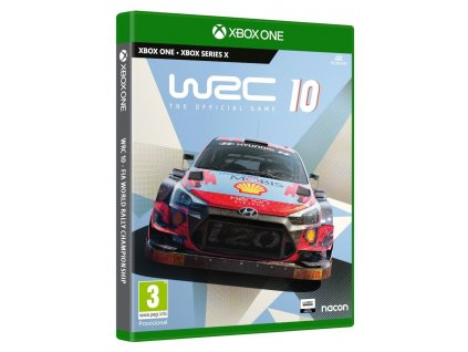 Xbox One - WRC 10