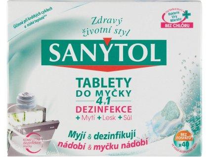 Sanytol tablety do myčky 4v1
