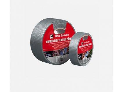 Den Braven Univerzální textilní páska - 25mmx25m