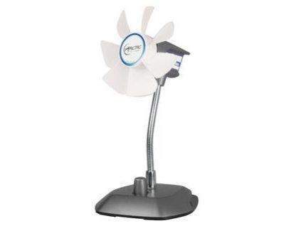 ARCTIC Breeze Silver USB Table Fan