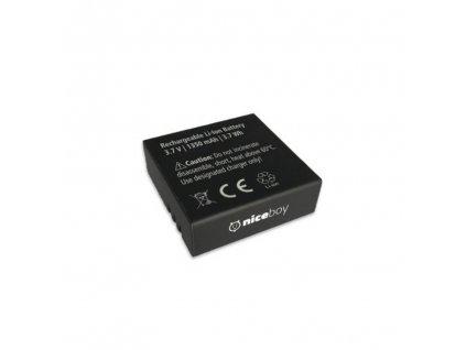 Niceboy náhradní baterie pro kameru VEGA X PRO
