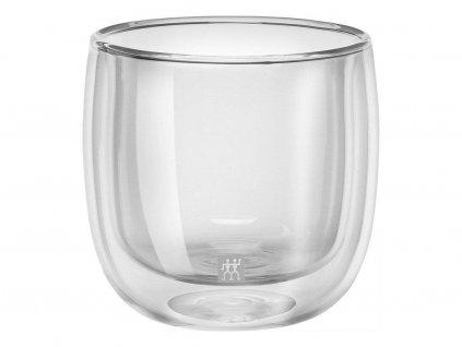 Zwilling Sorrento dvoustěnná sklenice na čaj 240ml - 2ks