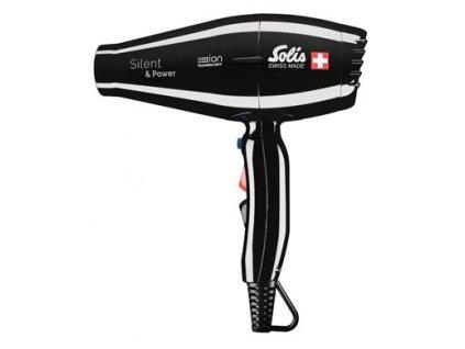 Solis 969.52 Silent & Power fén černý