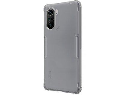 Nillkin Nature TPU Kryt pro Xiaomi Poco F3 Grey - šedý