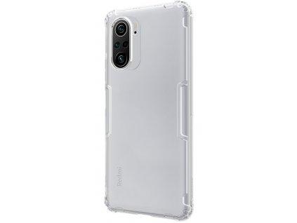 Nillkin Nature TPU Kryt pro Xiaomi Poco F3 Transparent