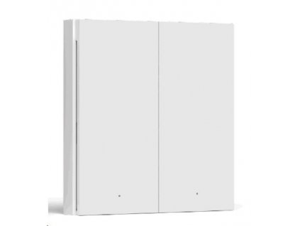 AQARA Dvojitý bezdrátový vypínač Smart Home Wireless Remote Switch H1 (Double Rocker)