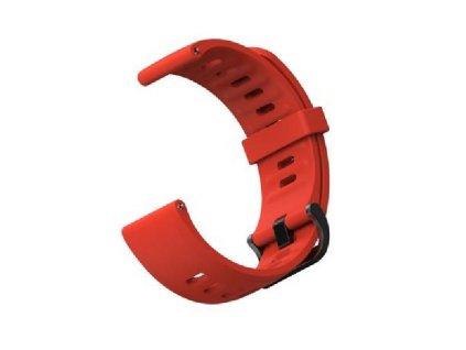 Amazfit Strap Fluoroelastomer Series-Universal Edition Coral Red 22mm