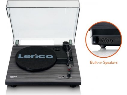 Lenco LS 10 - black