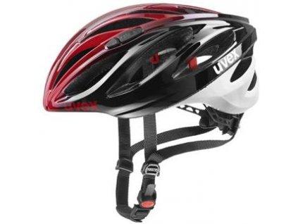 UVEX Boss Race black/red (52-56cm)