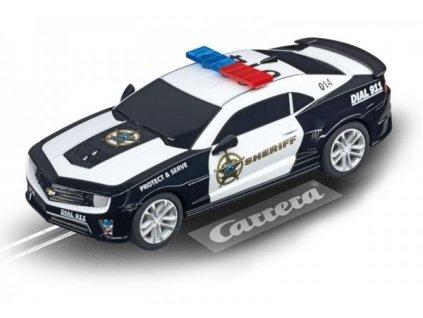 Carrera GO/GO+ 64031 Chevrolet Camaro Sheriff
