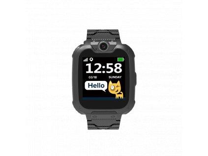 CANYON smart hodinky Tony KW-31 BLACK