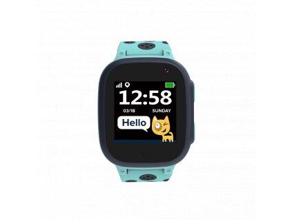 CANYON smart hodinky Sandy KW-34 BLUE/GREY