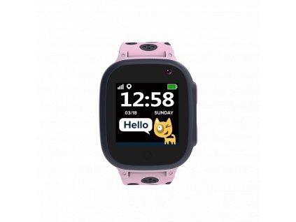 CANYON smart hodinky Sandy KW-34 PINK/GREY