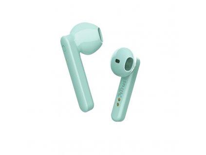 Trust Primo Touch Bluetooth Wireless Earphones, mint