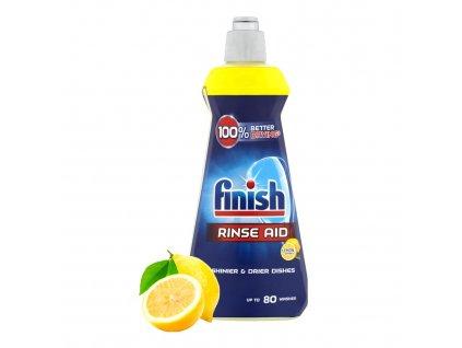 Finish Leštidlo Shine&Dry Lemon 400 ml