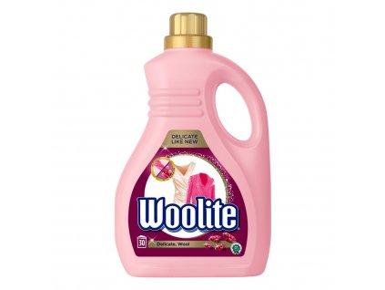 Woolite Delicate & Wool 1.8 l / 30 pracích dávek