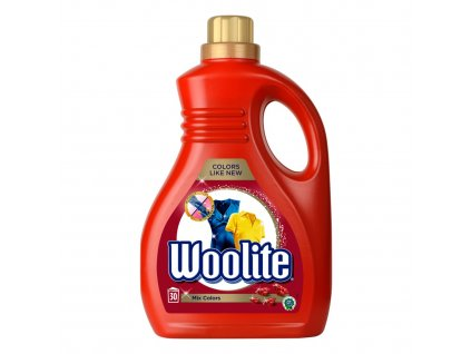 Woolite Mix Colors 1.8 l / 30 pracích dávek