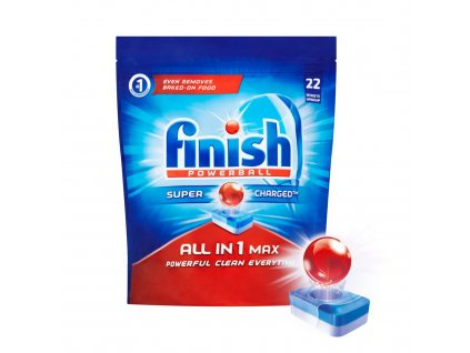 Finish All-in-1 Max 22 ks