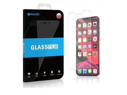 Mocolo 2.5D Tvrzené Sklo 0.33mm pro Clear pro iPhone 12 Mini - Clear - průhledný