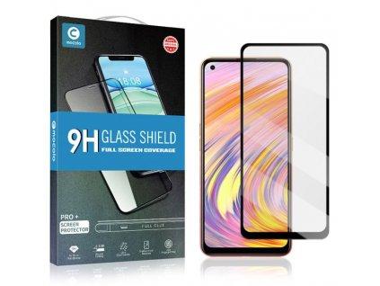 Mocolo 5D Tvrzené Sklo pro Samsung Galaxy A42 5G, black - černé okraje