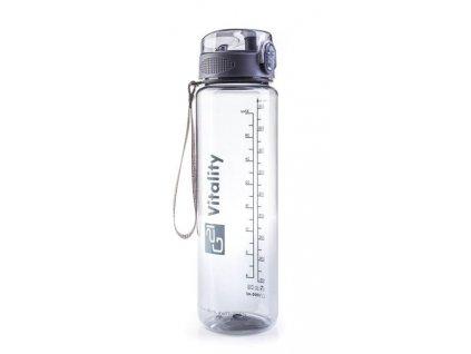 G21 Láhev na smoothie/juice, 1000 ml, šedá