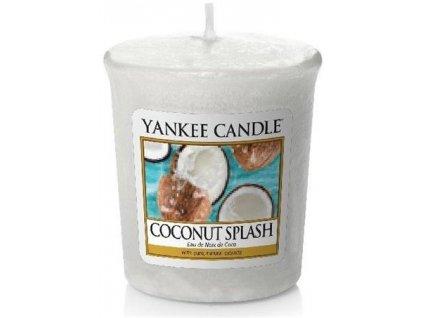 Yankee Candle votivní svíčka 49g Coconut Splash