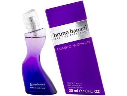 Bruno Banani Magic Woman EdT 30ml