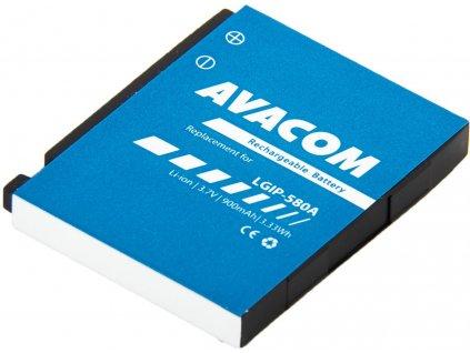 Avacom baterie do mobilu LG KU990 Li-Ion 3,7V 900mAh (náhrada LGIP-580A)