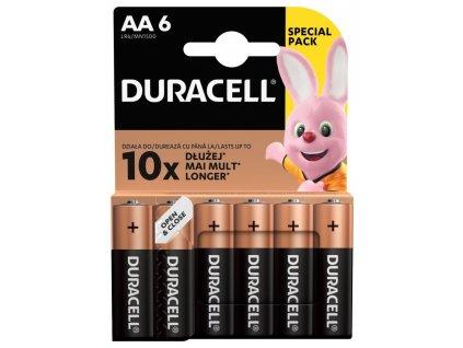 DURACELL Basic AA 6ks