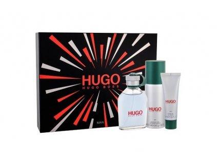 Hugo Boss Hugo Man M EDT 125 ml + SG 50 ml + deodorant 150 ml