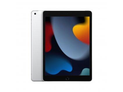 "APPLE iPad 2021 (9.generace) 10,2"" Wi-Fi+Cellular 64GB Silver (mk493fd/a)"