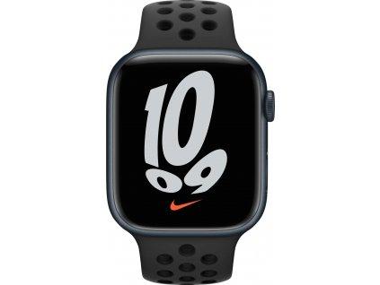 APPLE Watch Nike Series 7, 45mm Mid./Anth./Black Nike SportBand (mknc3hc/a)
