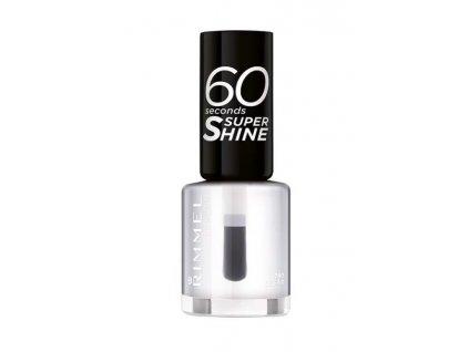 Rimmel London 60 Seconds Super Shine Nail Polish 8 ml - 740 Clear