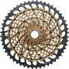 SRAM XG-1299 Eagle - 10-52 zubů - Gold