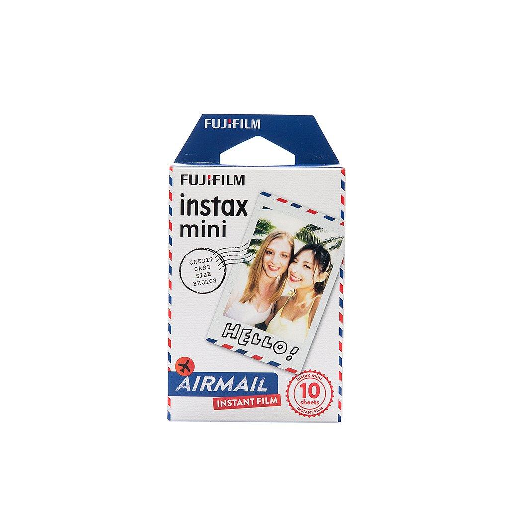 instantnecz fujifilm instax mini film airmail