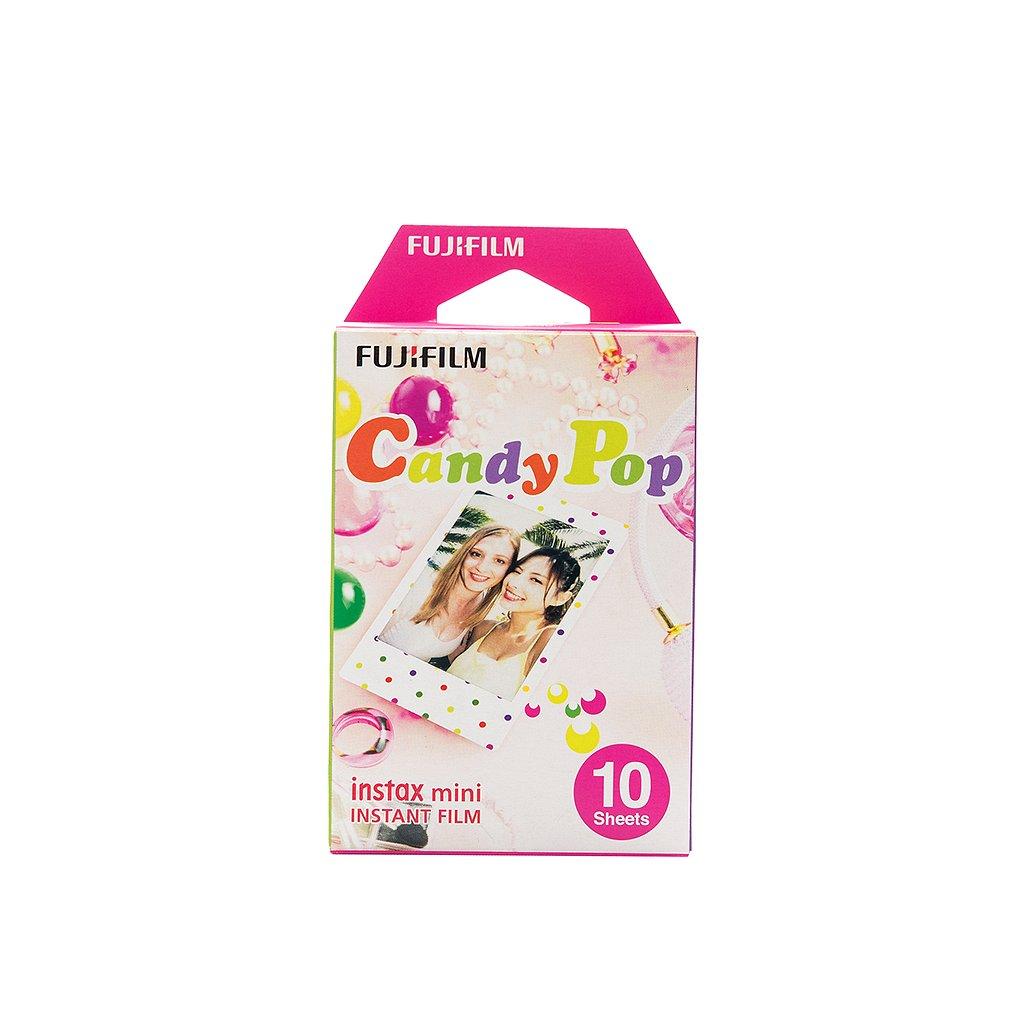 instantnecz fujifilm instax mini film candypop