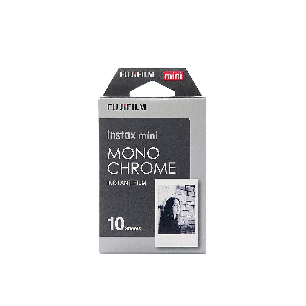 instantnecz fujifilm instax mini film monochrome