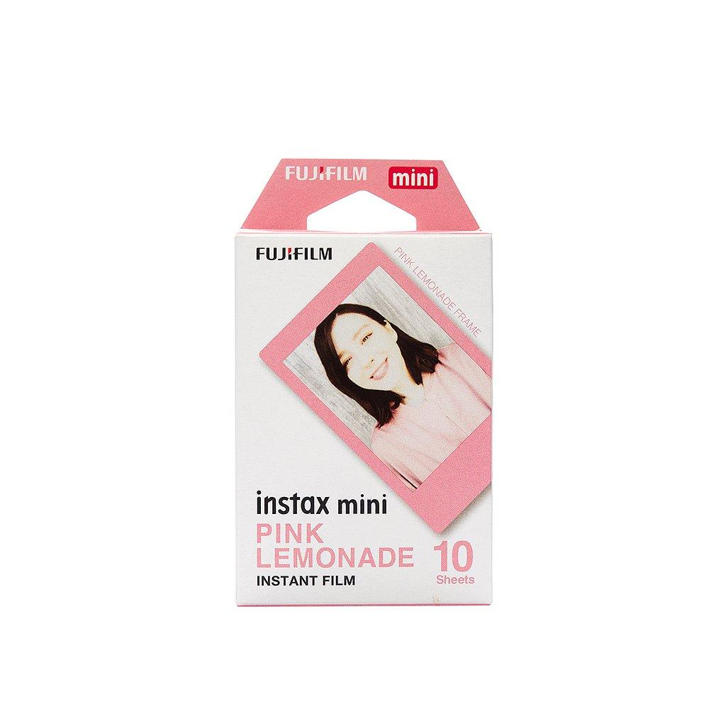 instantnecz fujifilm instax mini film pink