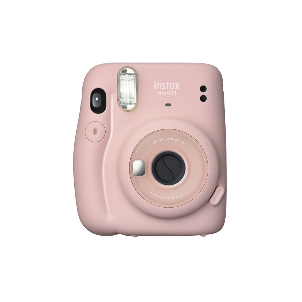 instantnecz fujifilm instax mini 11 blush pink ruzova 1