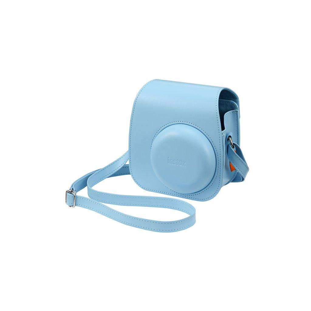 instantnecz pouzdro fujifilm instax mini 11 sky blue modra 1