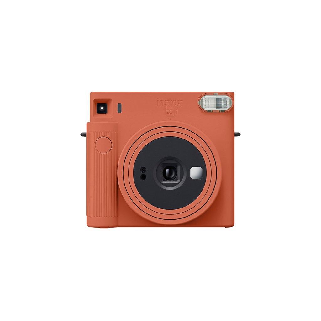 instantnecz fujifilm instax sq1 terracota orange hneda 1